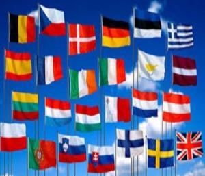 EU-Flaggen-Q